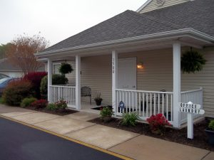Front Entrance 1